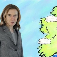 WATCH: Irish weather summed up in one forecast