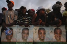 Haitians head to the polls in presidential run-off