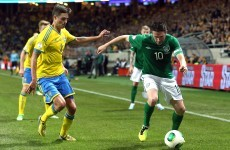 Tale of the tape: looking back on Ireland's 0-0 draw in Stockholm