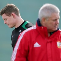 Brian O'Driscoll: 'Is Warren Gatland on the Christmas card list? Unlikely'