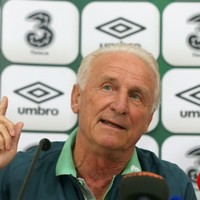 Trapattoni places faith in Keane and Dunne for crucial Swedish clash