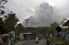 Residents flee after Indonesian volcano spews fresh ash