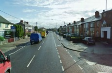 Two men arrested for gun possession after Garda chase