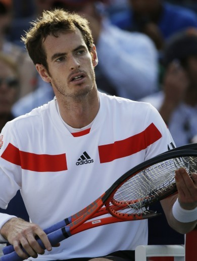 Defending champion Andy Murray out of US Open