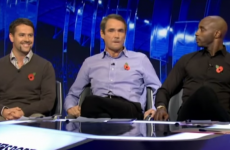 Will this be looked back on as Alan Hansen's most memorable moment?