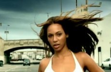 On this night in 2003 you were listening to... Beyoncé