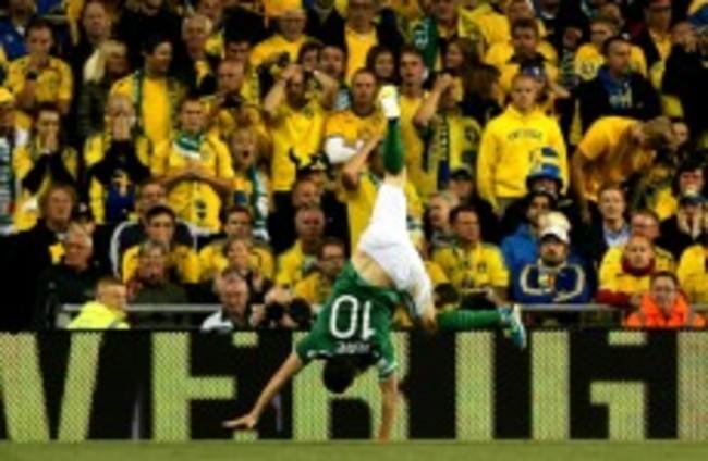 As it happened: Ireland v Sweden, World Cup qualifier