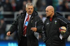 Wales coach Shaun Edwards 'banned over Irish folk song altercation'