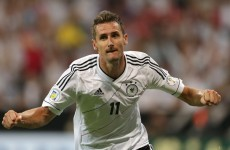 Germany move one step closer to World Cup qualification with comprehensive win