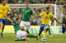 Player ratings: how the Irish fared in defeat to Sweden