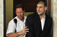 Ex-Patriots star Hernandez denies murder