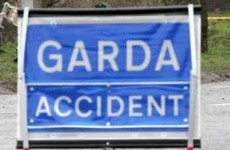 Young man in a critical condition after motorbike hits fence