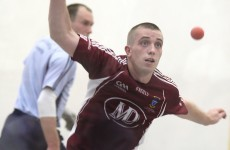 Robbie McCarthy is the All-Ireland handball champion again