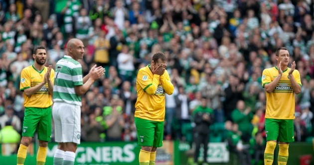60,000 pack Celtic Park to pay tribute to Stiliyan Petrov