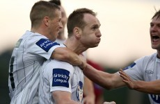 Airtricity League: Dundalk go top after hitting Drogheda with late blow