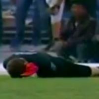 Nappy thrown at 'keeper as Peruvian Primera Division game gets dirty