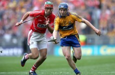 Podge Collins rues Clare's missed goal chances