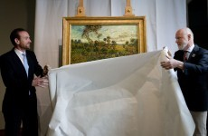 Long-lost Van Gogh painting unveiled in Amsterdam