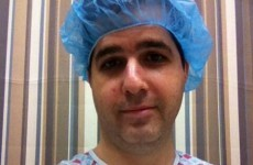 Man live-tweets his own vasectomy