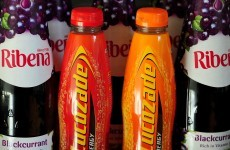 Where would we be without Lucozade and Ribena?