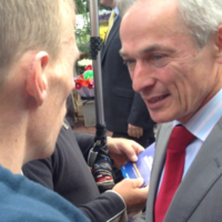 'Do I get the brown envelope?': Minister meets mixed reaction on Dublin canvass