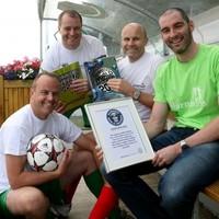 Irish 5-a-side football match sets new Guinness World Record