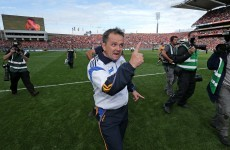 'Some people will say to me some of the referees have an agenda against me' – Davy Fitz