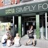 Strike averted at four Marks & Spencer stores