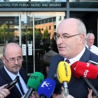 Hogan still expecting report on Priory Hall, despite reports mediation has collapsed