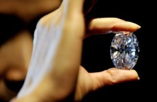 118 carat diamond to go on auction in October