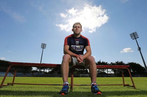 Cork's Paudie O'Sullivan.