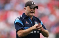 Anthony Daly to stay on with Dublin for 2014 season