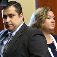 Wife of Zimmerman 'won't press charges' after domestic dispute