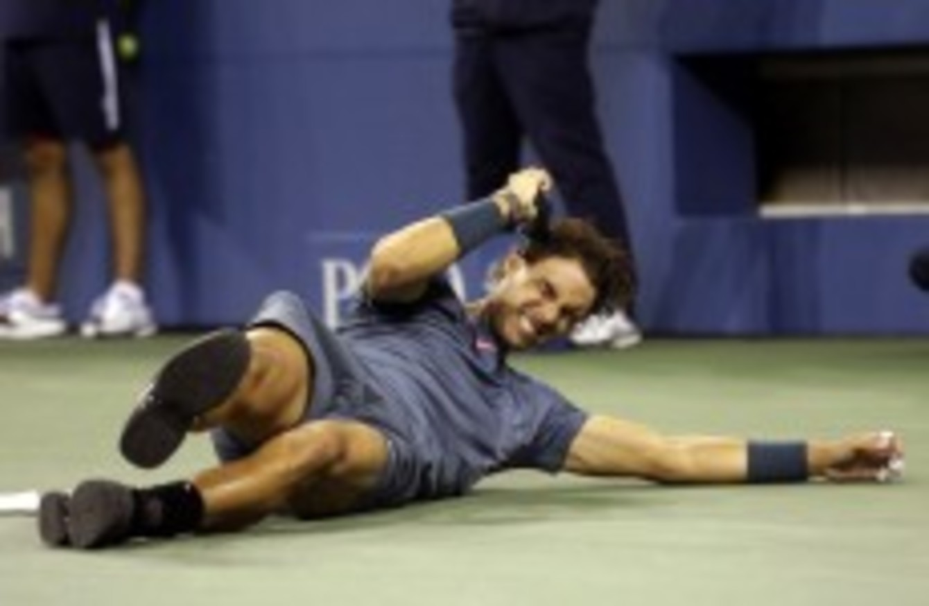 Rafa Nadal Loses Gruelling 54 Shot Rally But Captures Us Open The42