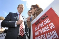 Taoiseach: 'I don't have any objection to meeting the Priory Hall residents'