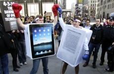 Apple lodges Amazon lawsuit over 'app store'