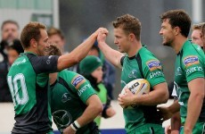 Connacht's Matt Healy aims to keep up scoring streak against Cardiff