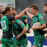 Connacht's Matt Healy aims to keep up scoring streak against Cardiff