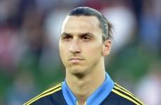 Sorry Ireland, Zlatan Ibrahimovic goal hands Sweden victory in Kazakhstan