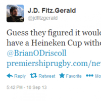 'Bury it with the Fairs Cup': Twitter reacts to the Anglo-French rugby breakaway