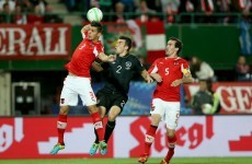 As it happened: Austria v Ireland, World Cup qualifier