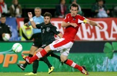 In pictures: Goodnight, Vienna as Ireland wave goodbye to Brazil