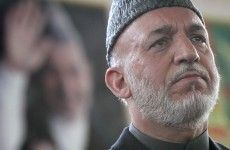 Afghanistan security forces to begin taking direct security control