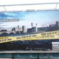 Complaint over 'Limerick crime scene' Irish Examiner ad not upheld