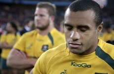 Genia dropped as Australia look to arrest slide