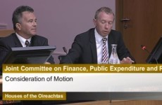 Finance Committee demands forecast data from department ahead of budget