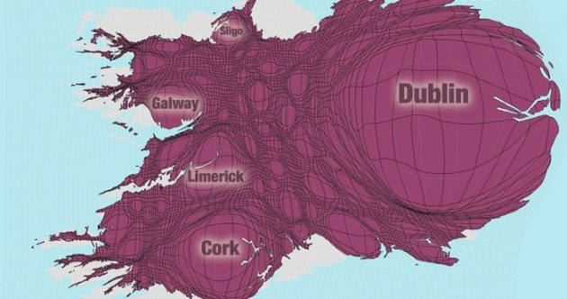 7 maps that will make you see the world in a new way