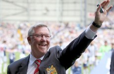 Alex Ferguson reveals eight secrets to building success from scratch