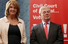Gilmore will not censure Labour members who campaign for a 'No'