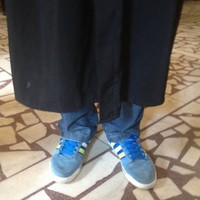 Lawyer fined €850 for wearing these blue runners in court